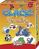 Amigo Spiel + Freizeit 2104 Clack Family Kartenspiel