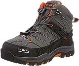 CMP Unisex Kinder Kids Rigel Mid Shoe Wp Trekking-& Wanderstiefel