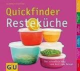 Quickfinder Resteküche: Der schnellste Weg vom Rest zum Rezept