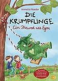 Die Krumpflinge - Ein Freund wie Egon: 6 neue krumpfkumpelige Vorlesegeschichten - Mit witzigem Krumpfburg-Lexikon, Krumpftee-Rezept und den Texten zu...