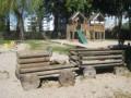 Spielplatz beim Augustiner Schützengarten.