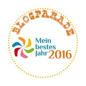 Blogparade Mein Bestes Jahr 2016