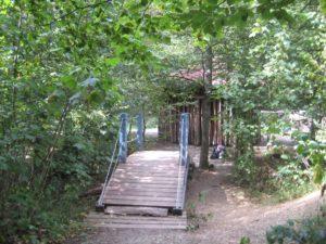 Klanglabyrinth in der Grünwälder Sauschütt