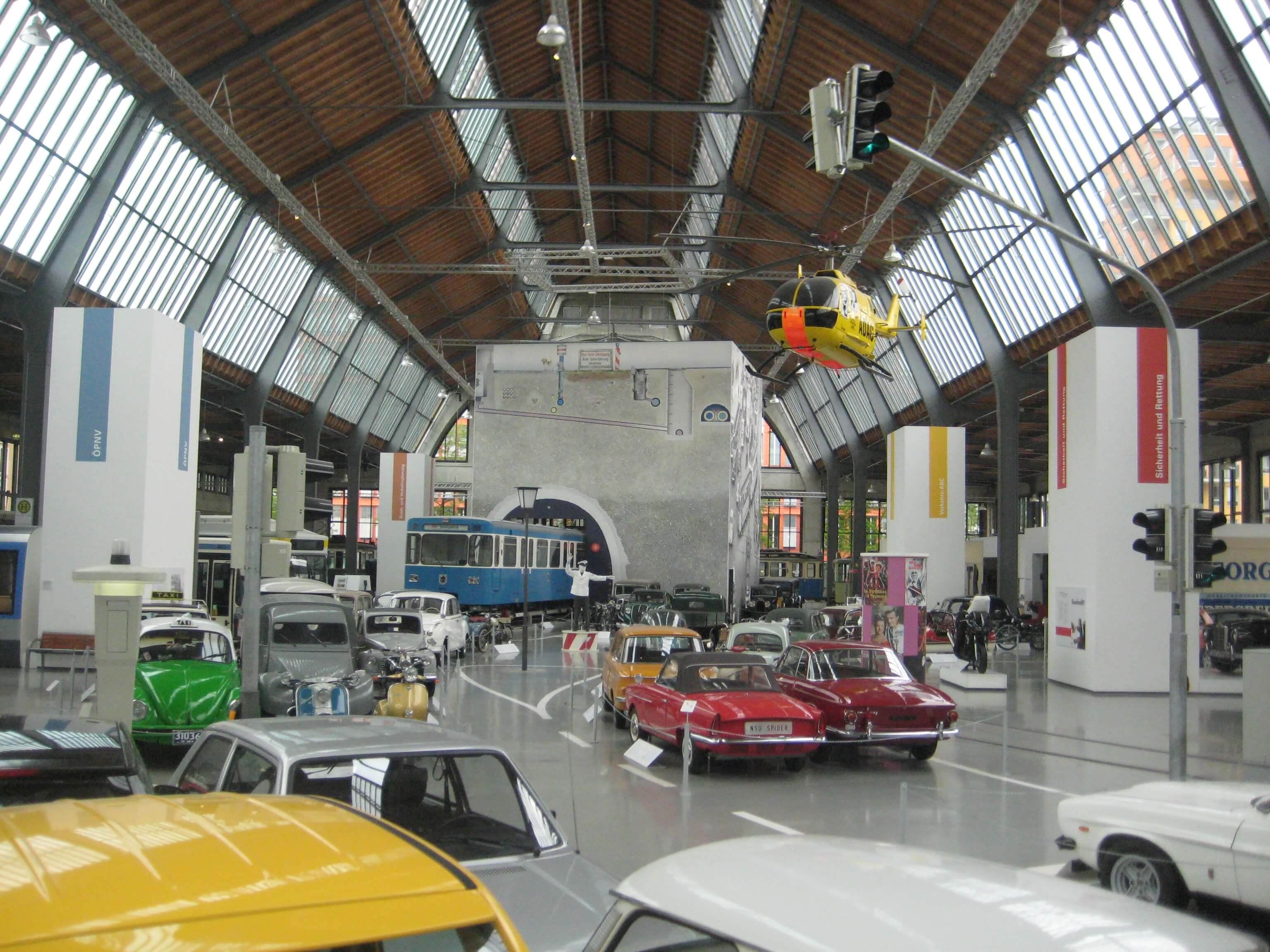 Verkehrsmuseum München