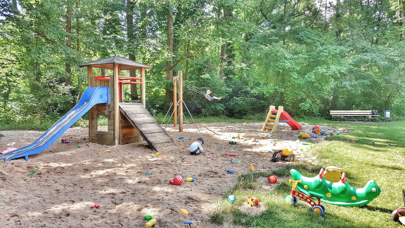 Biergarten In Munchen Mit Spielplatz Fur Kinder Biergarten Munchen