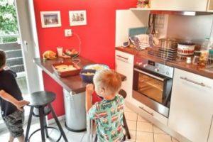 Kochen mit den Kindern 2