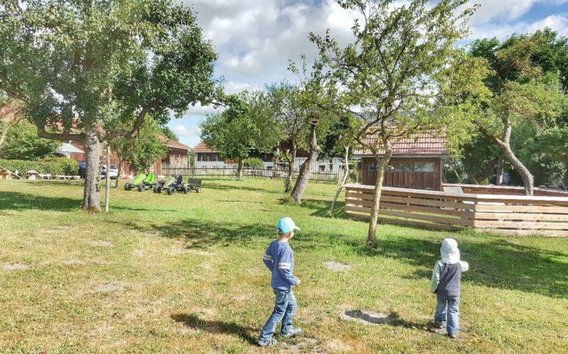 Tagesausflug zum Bauernhof