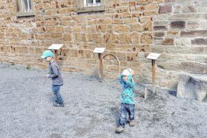 Rhön mit Kindern_Freilandmuseum_Spiele