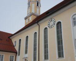 Kloster Reutberg_Innenhof