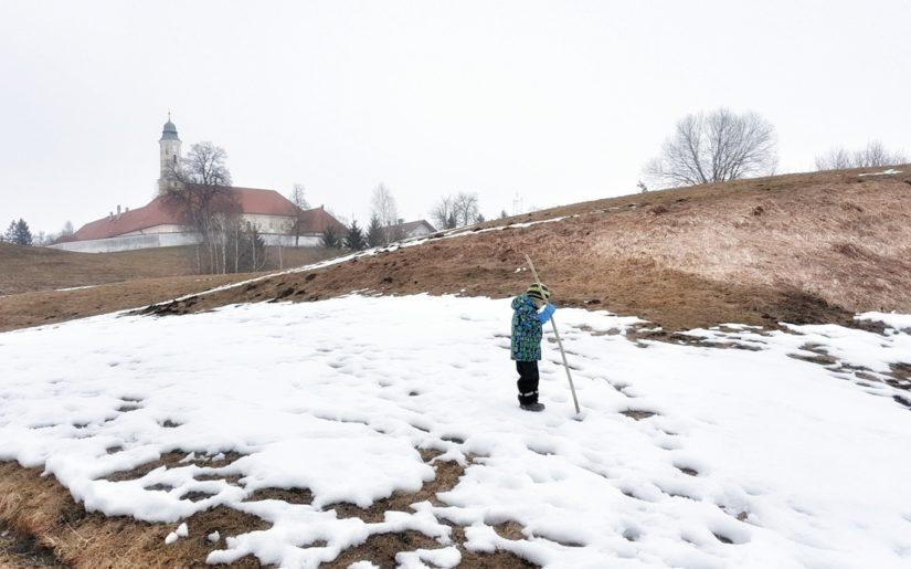 Familienwanderung rund um das Kloster Reutberg