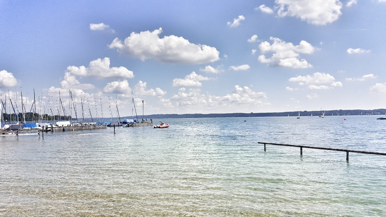 Unsere liebsten Badeplätze und Strandbäder am Starnberger See ...