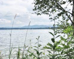 Idyllisches Fleckchen am Starnberger See.