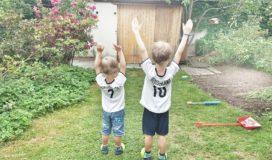 So wollten die Jungs eigentlich nach dem Auftaktspiel der WM jubeln.