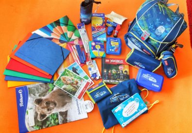 Checkliste für den Schulanfang