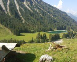 So lässt es sich Leben_bei der Wanderung Uff d´r Alp.