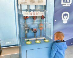 Besucherzentrum Wasserkraftwerk Kochel