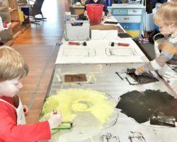 Kreatives Gestalten im Labor der Phantasie