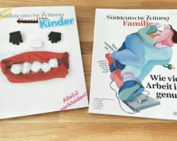 SZ Familie – Teilen_2 Hefte