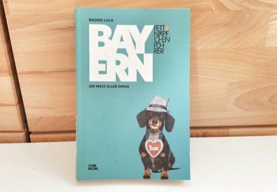 Buchtipp Fettnäpfchenführer Bayern
