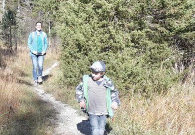 Tipps fuer entspannte Wanderungen mit Kindern und Scholl