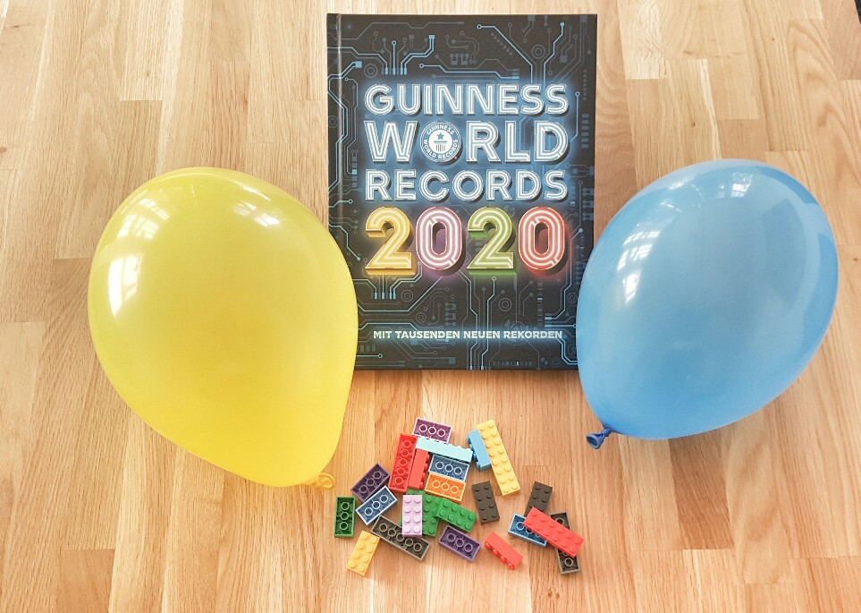 Guinness World Records 2020 im Test