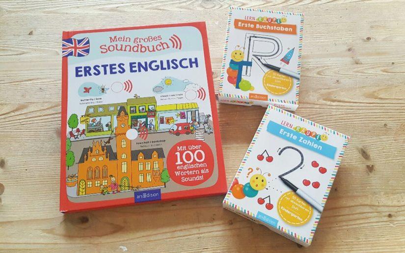 Lernraupe und Soundbuch im Test