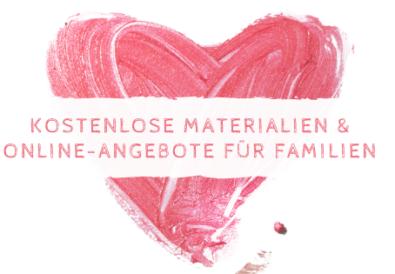 Kostenlose Materialien für Familien