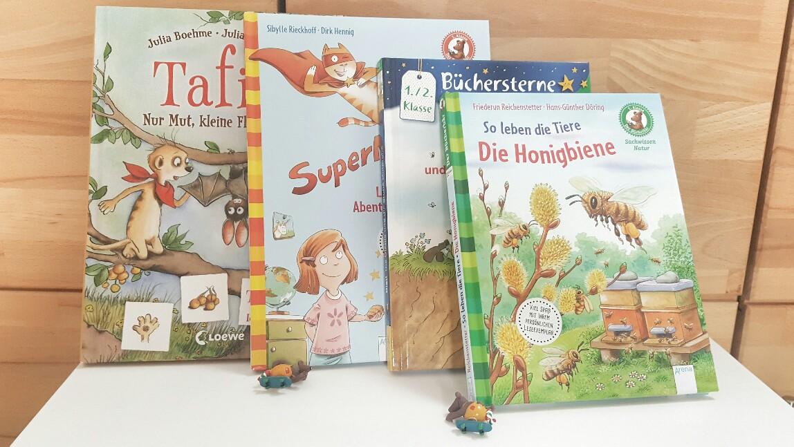 Bücher zum Lesenlernen