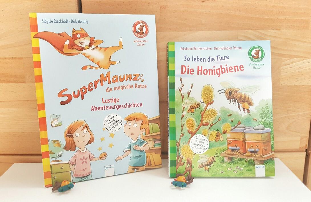 Bücher für Leseanfänger Arena Verlag