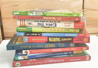 Bücher für die 2. Klasse - Top 10