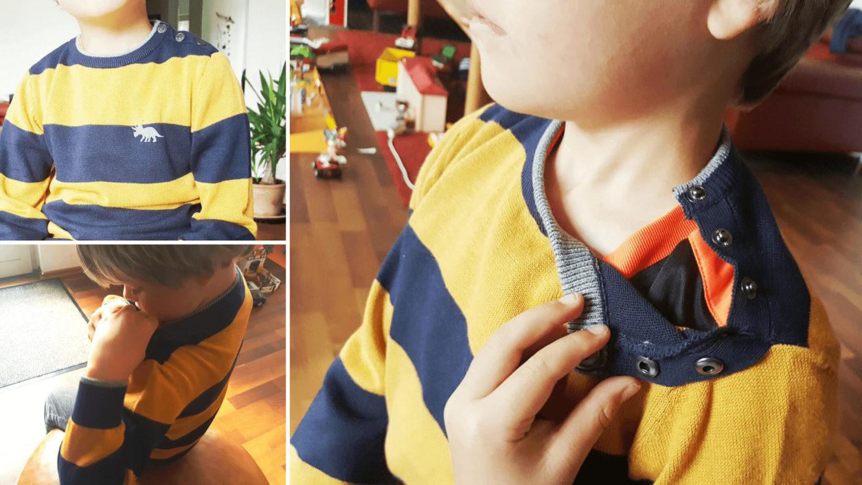 Kindergarten Kleidung