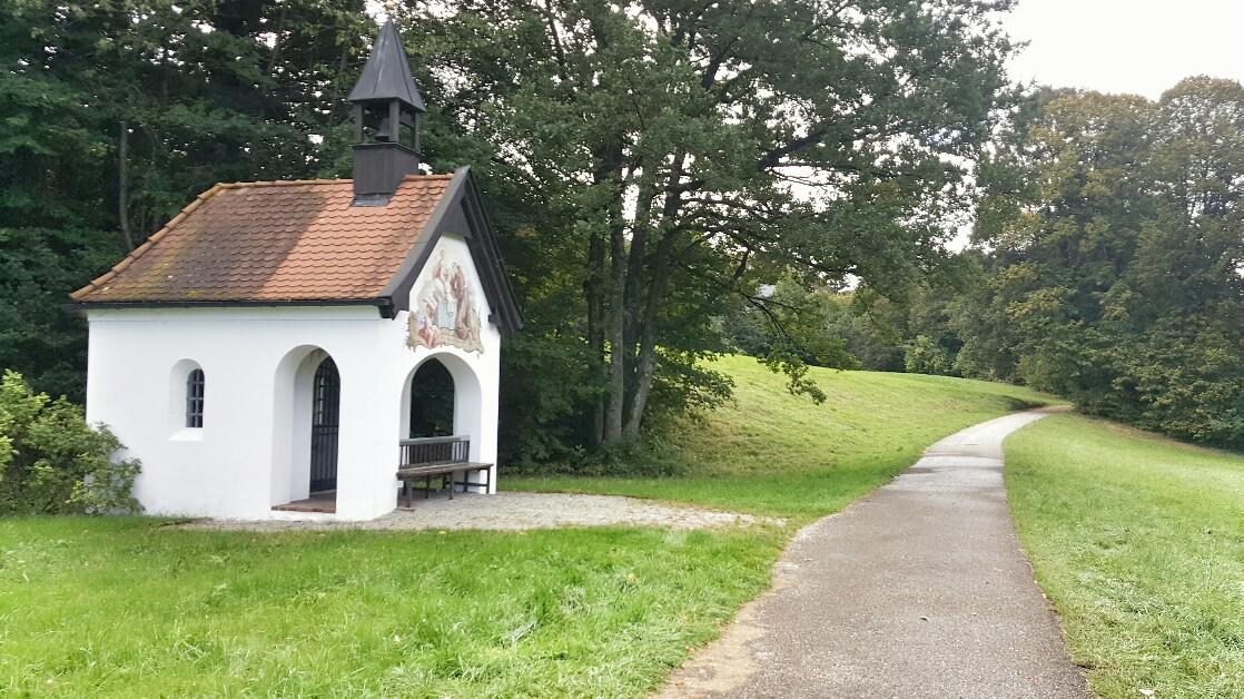 Kapelle im Tölzer Land