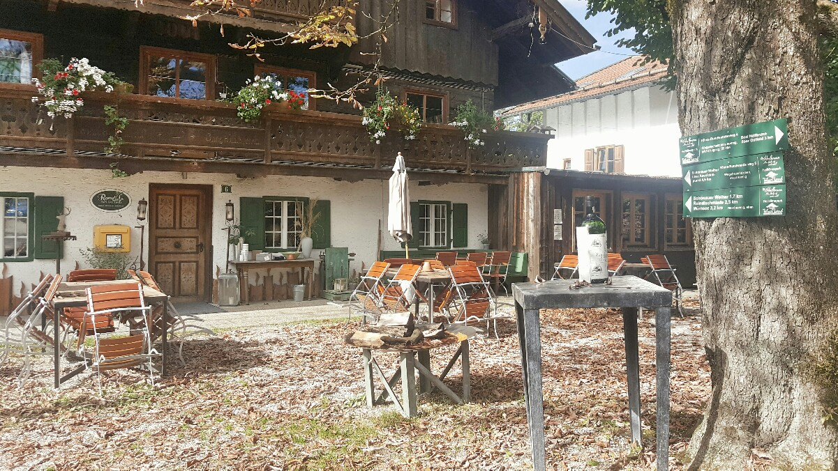Gasthof in Ramsau