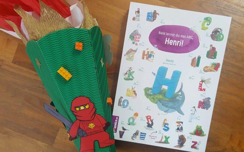 Geschenke zum Schulanfang - Süßer Kalender