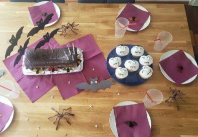 Vampirparty als Kindergeburtstag
